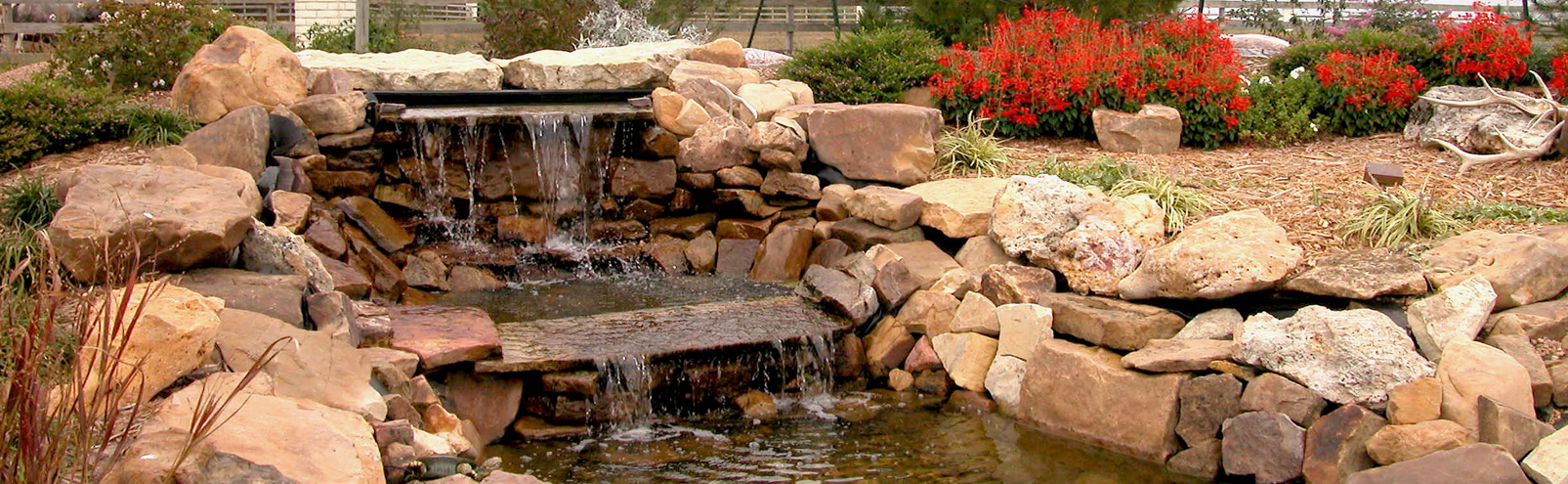 Waterfall-Rocks