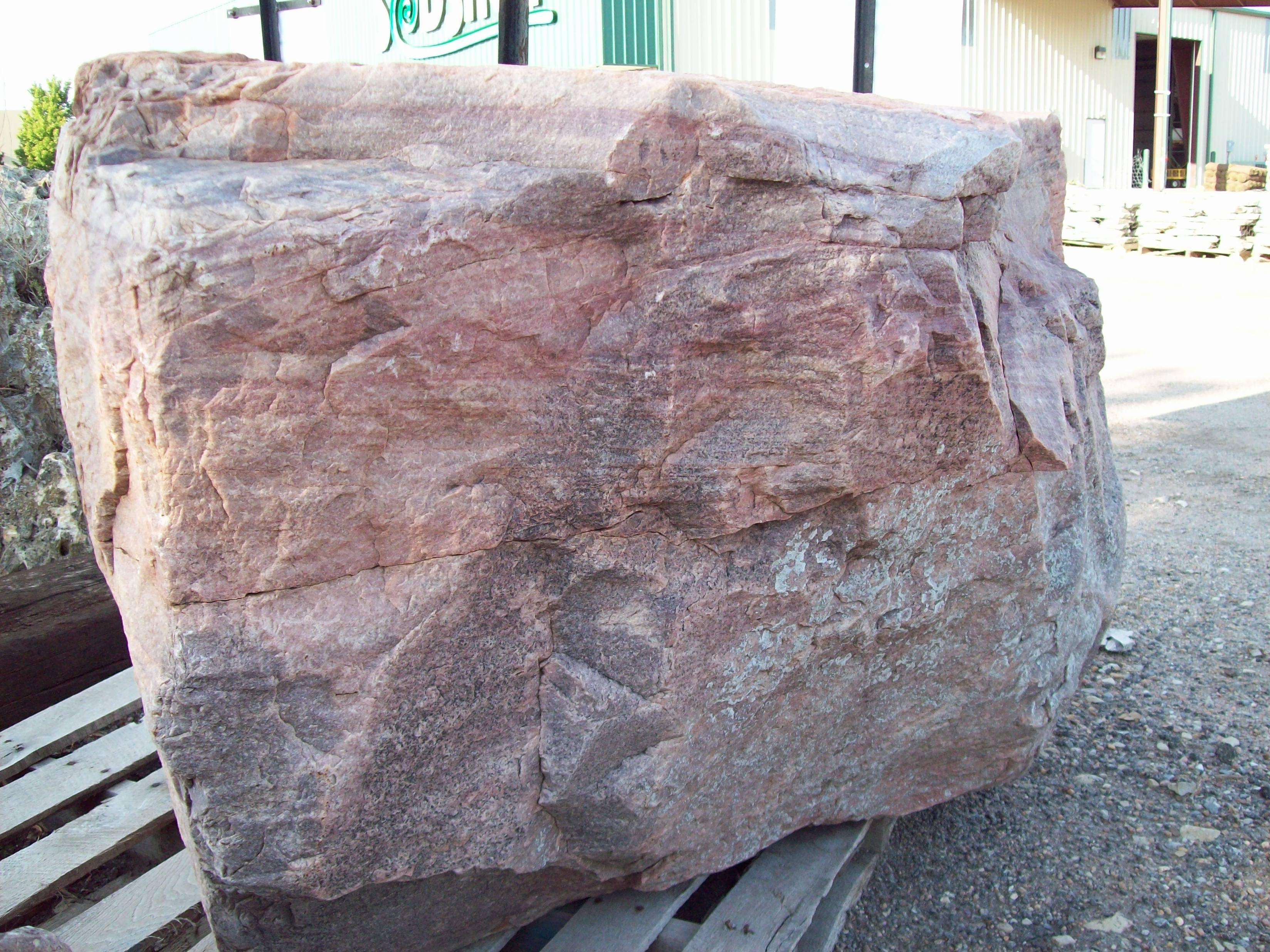 Natural Granite Rock : Rock natural stone sod shop